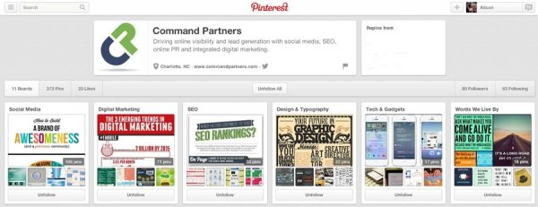 Four Pinterest Best Practices for Brands