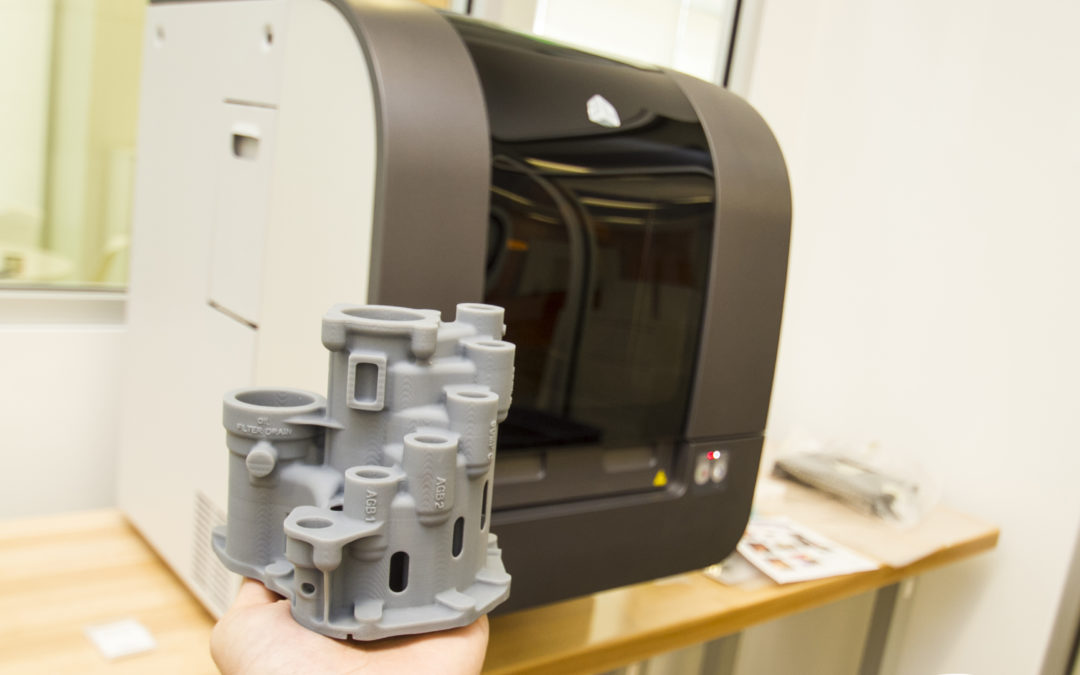 Emerging Technologies for Using 3D Printing in Prototyping