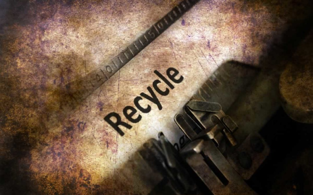 How to Recycle Your Social Media and Marketing Content