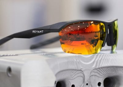 Revant Optics close-up
