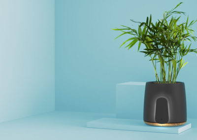 Crowdfunding NATEDE, smart air purifier