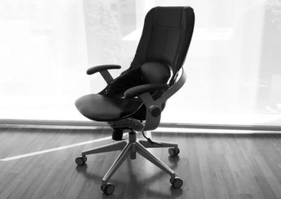 Crowdfunding BackStrong chair