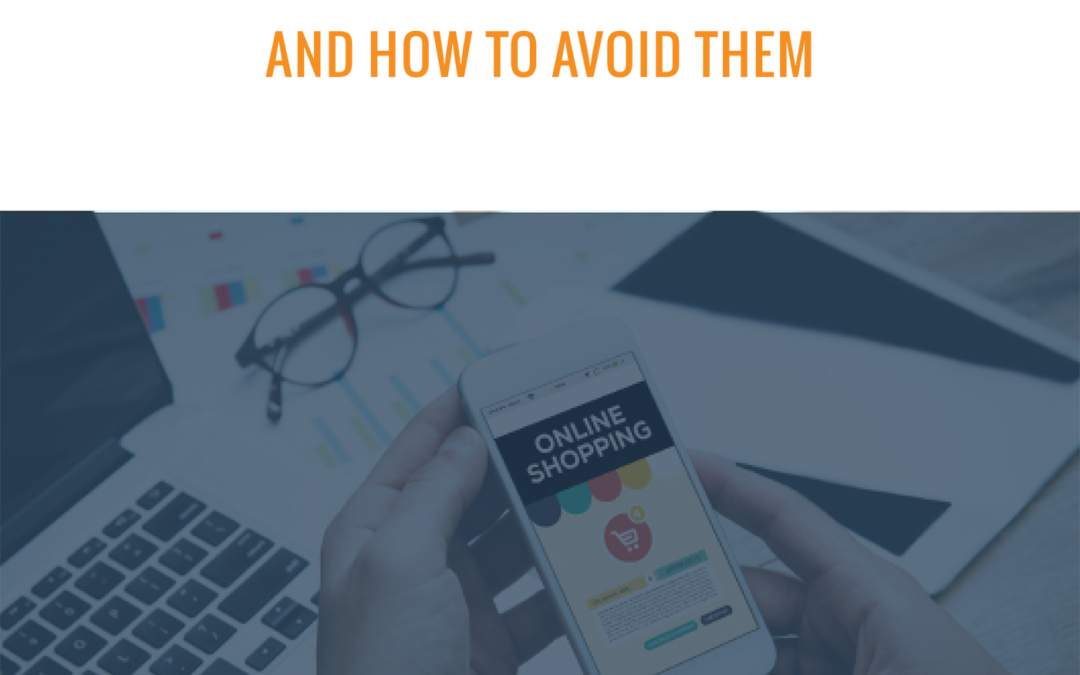 Common Ecommerce Marketing Pitfalls and How to Avoid Them