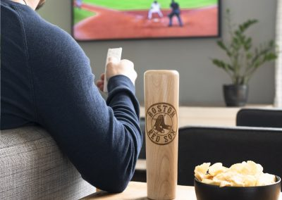 Dugout Mugs, baseball bat drinkware