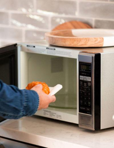 Power X microwave