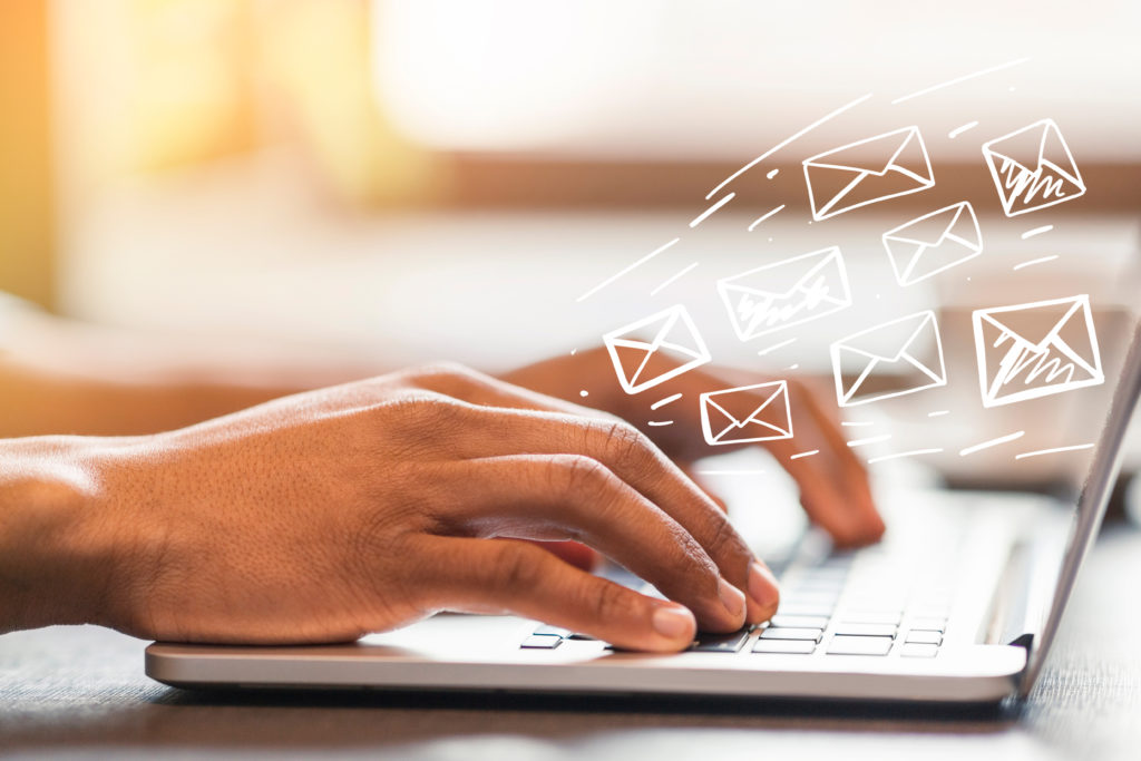 What's the optimum frequency for email?