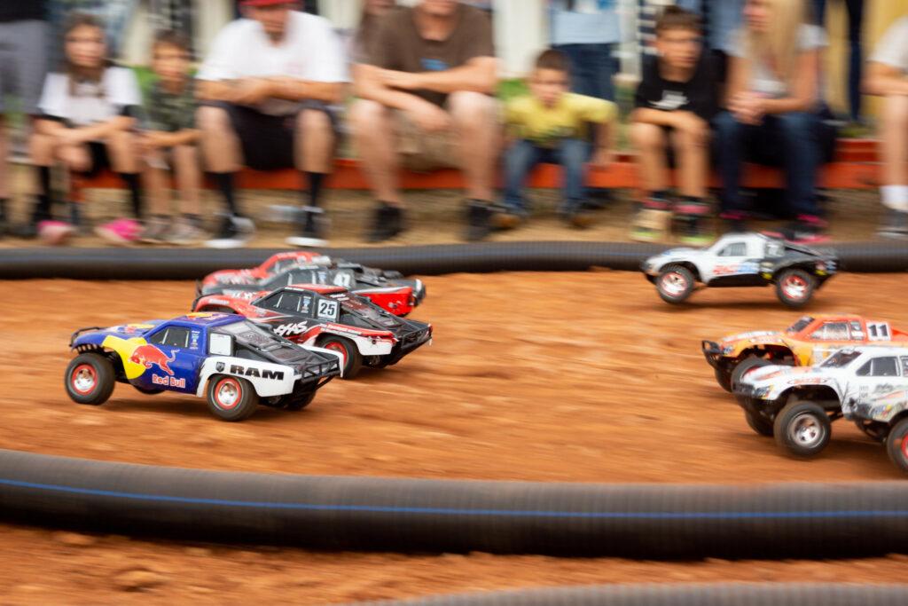 RC car motors