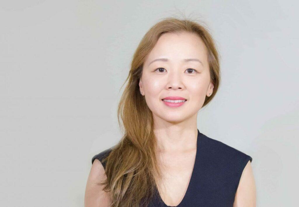 Vivian Lee Founder of Kinflyte