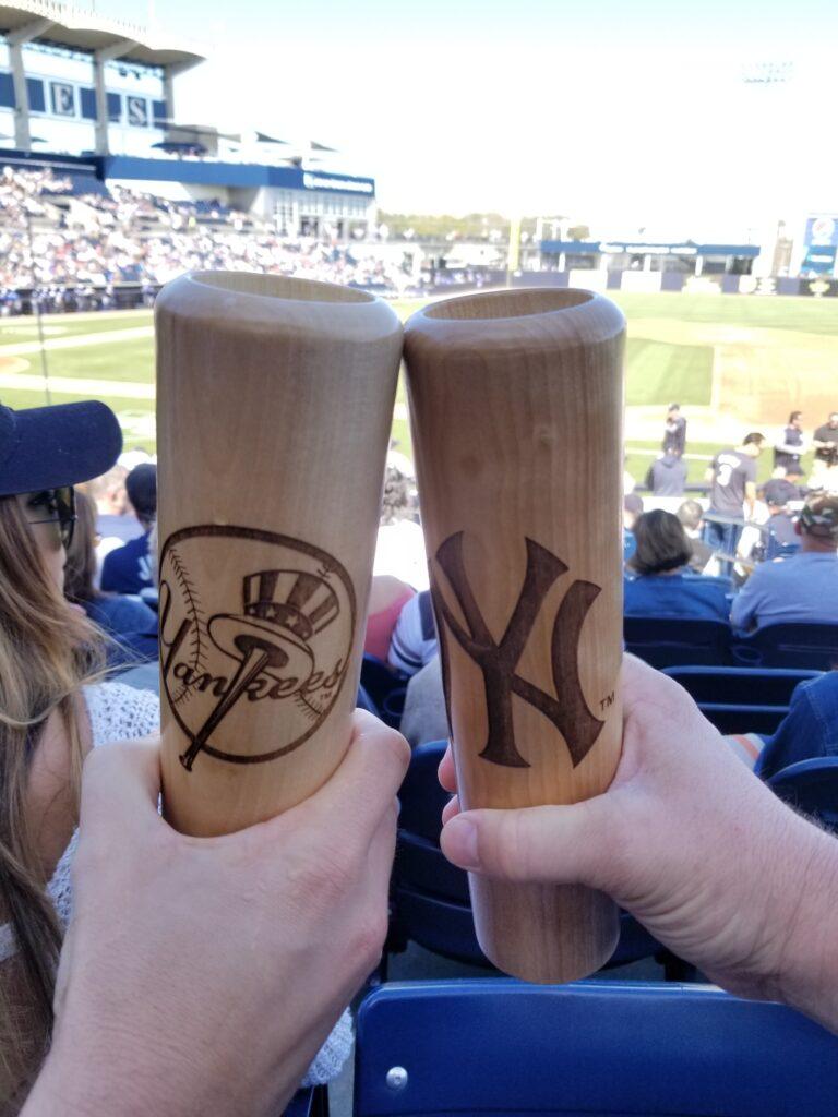 Dugout Mugs Yankees
