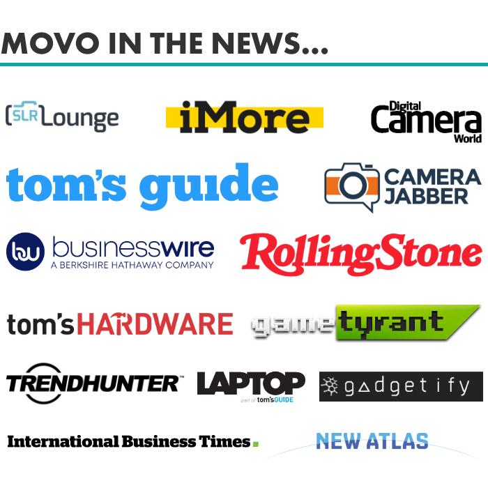 MOVO Webmic Press