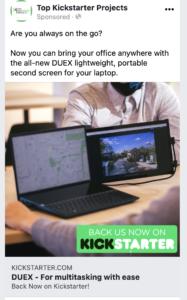 DUEX Ad 3